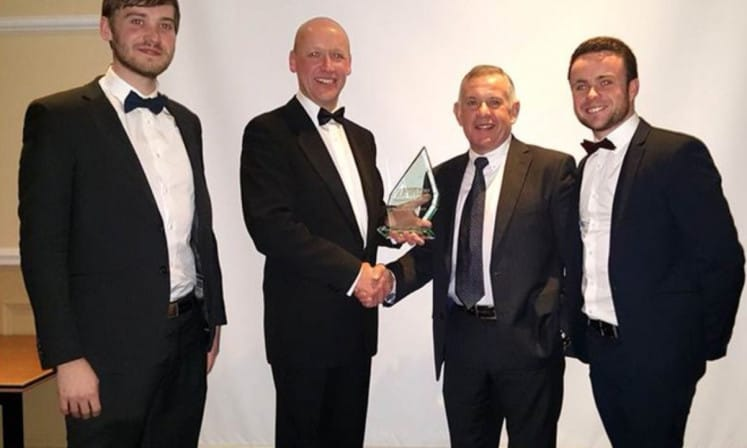 News Franchise Of The Year Winners