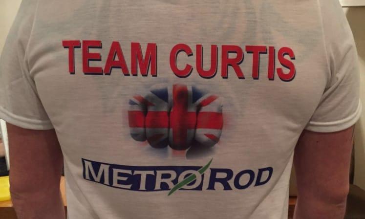 News Boxing Team Curtis Sponsorship