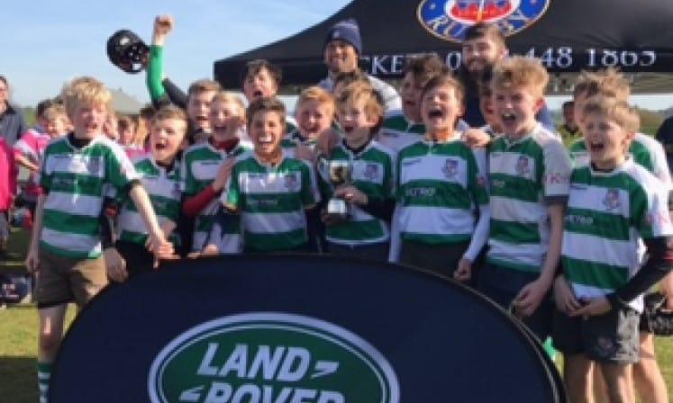 News Team Landrover Cup