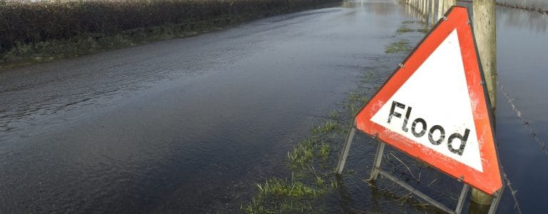 Flood Banner