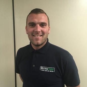 Metrorod Blackburn Bolton Team Jamie Harrison