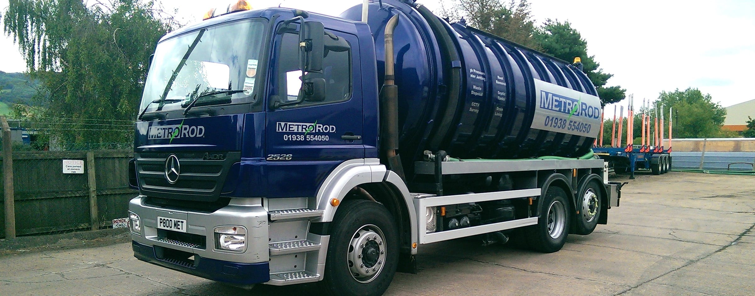 Septic Tank Emptying Amp Cleaning Cesspit Services Metro Rod