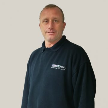 Metro Rod Warrington Team Paul Williams