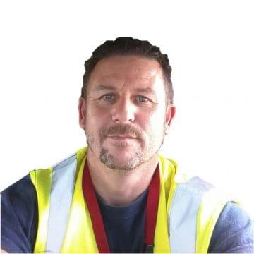 Metro Rod Nottingham Derby Team Glenn Widdowson