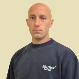 Metro Rod Swindon Team Paul Baynham