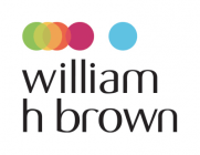 William H Brown logo