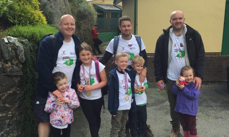 News Metro Rod Takes Part In Kiddie Climb 2016