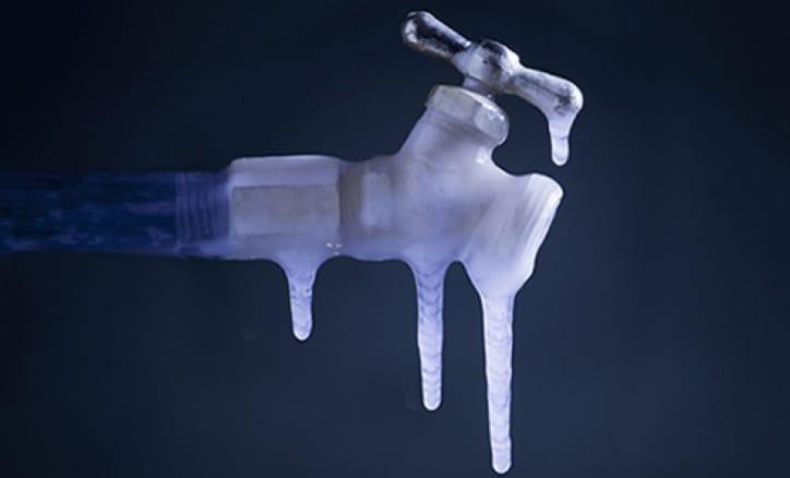 Frozen Tap
