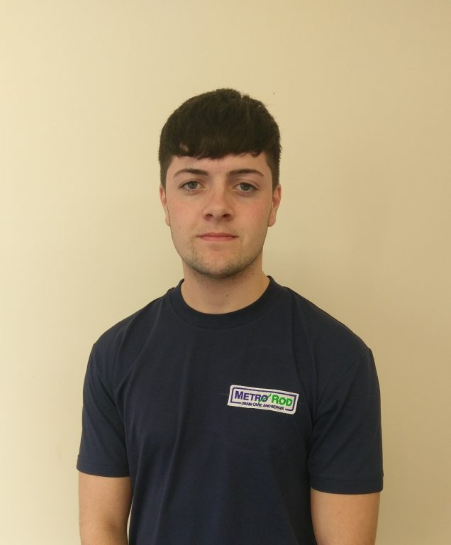 Matthew Williams New Staff Engineer at Metro Rod Swansea