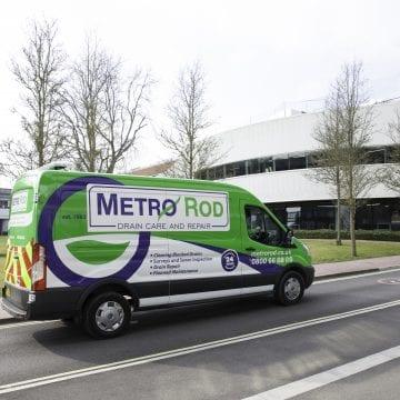 Metro Rod Van