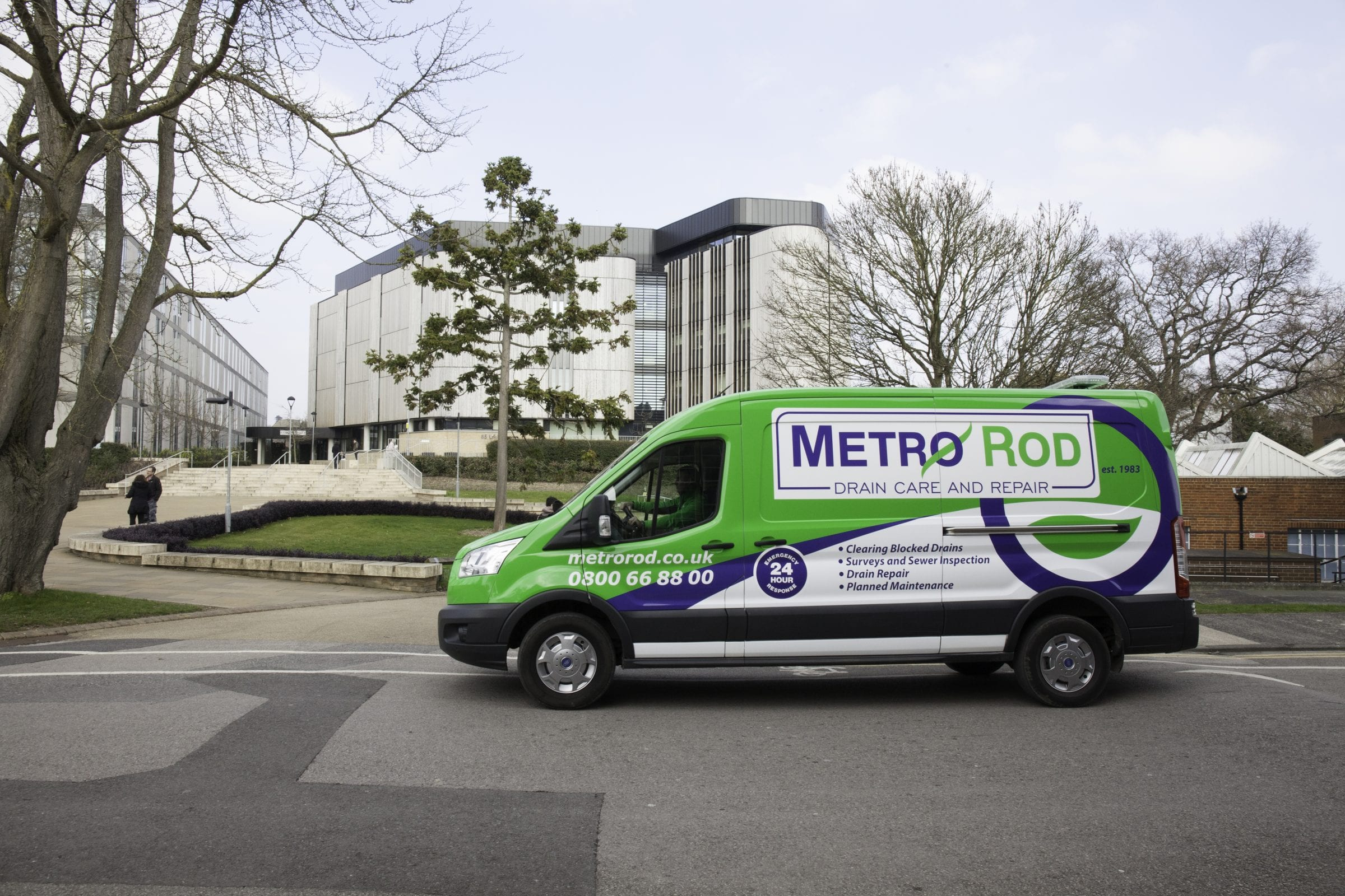 Your Local Service Centre - Metro Rod
