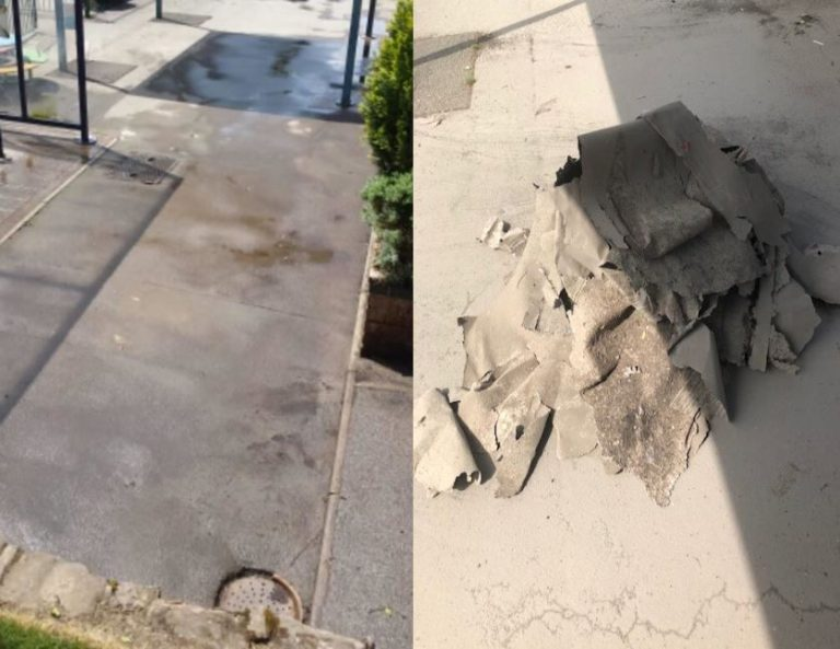 Burnwood School Unblock Jetting Clearance Debris Completed Paper Successful