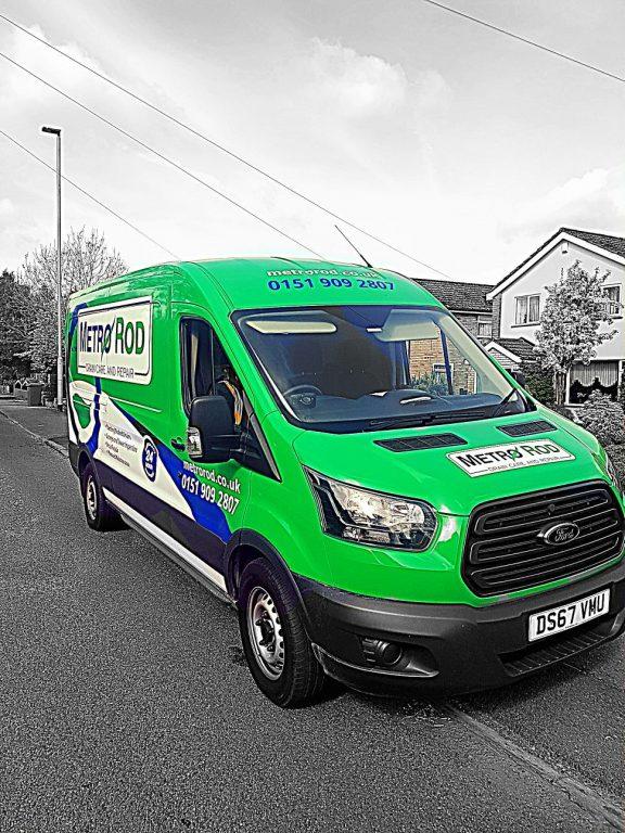 New Van Liverpool