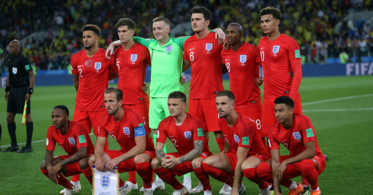 2018 World Cup England Goes All The Way