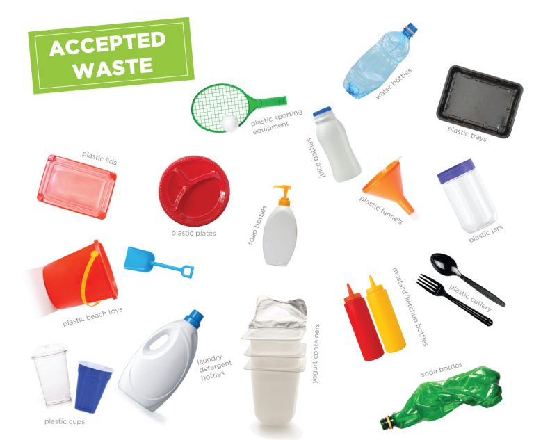 Beach Clean Up Accepted Waste
