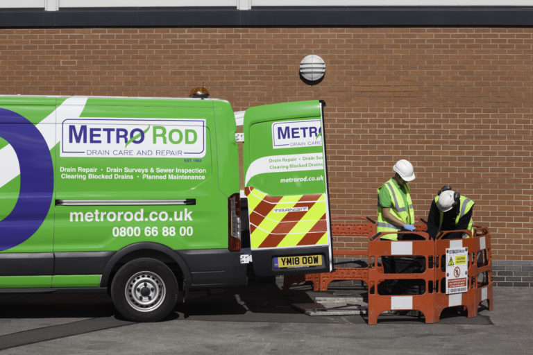 blocked drains Metro Rod Macclesfield Winsford