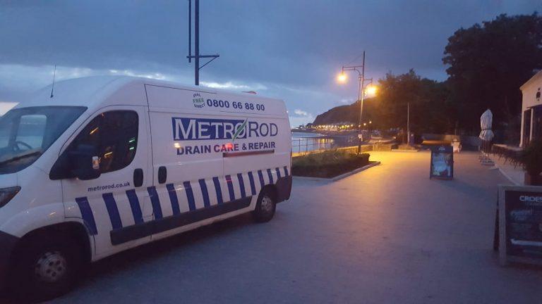 Metro Rod Swansea Mumbles 3