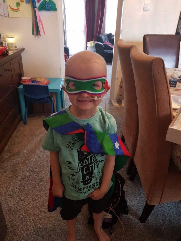 Superhero Jay