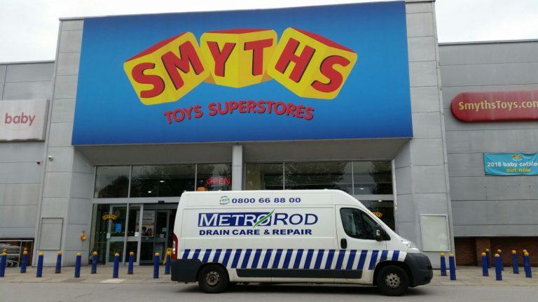 Metro Rod Swansea Blocked Drains Smyth Toys Llansamlet