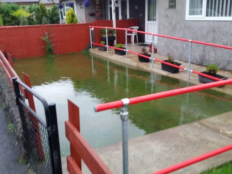 Blocked Drain Garden NEath Port Talbot Llanelli Metro Rod Swansea Swimming Pool 3