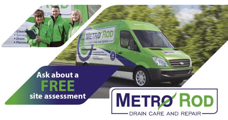Reading and Berkshire blocked drain Metro Rod service