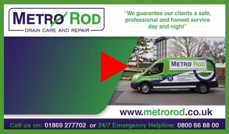 Aylesbury Metro Rod Oxford Unblock Drain