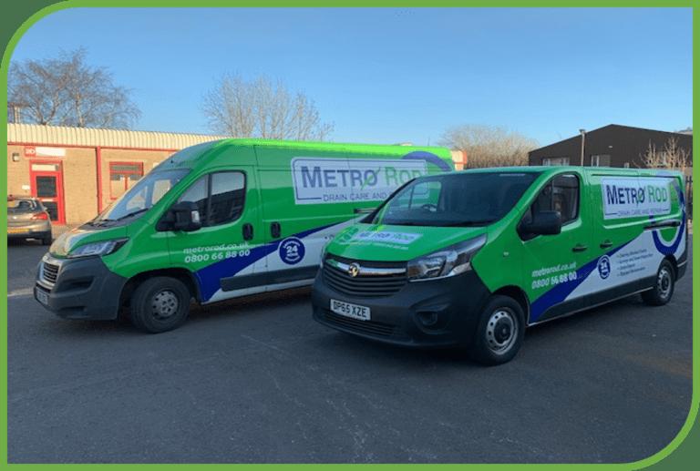 West Yorkshire New Van