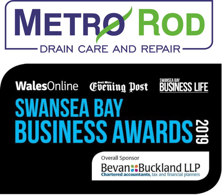 Metro Rod Swansea Award Swansea Bay Business Family Business Blocked Drains Toilets Drainage 2