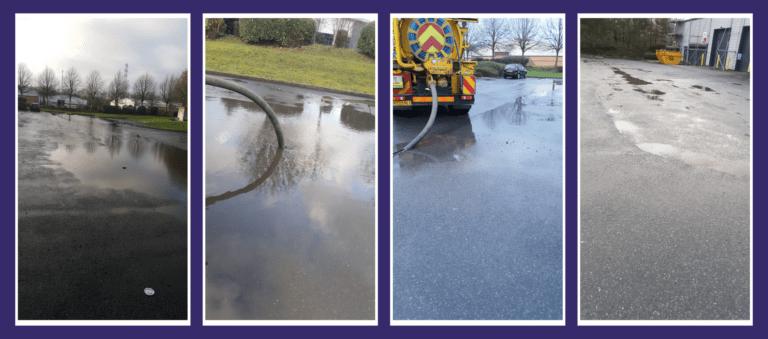 Tanker Suck And Clean Metro Rod Swansea Drainage Blockage Llanelli Toilet Flood Gully