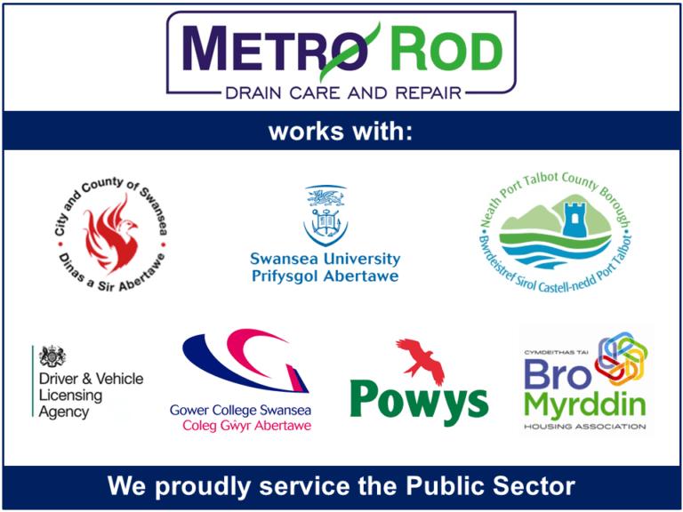 Commercial Drainage Experts Metro Rod Swansea Carmarthen Neath Port Talbot Blocked Drains Blockages CCTV 1