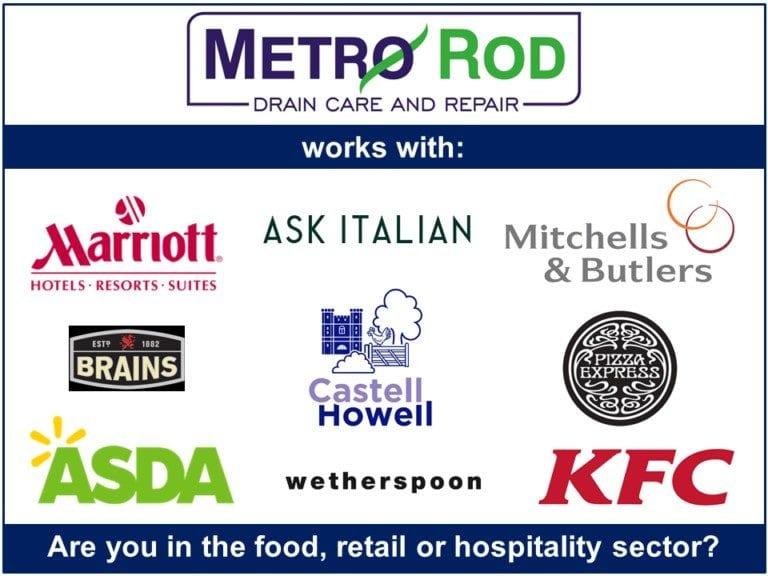 Metrorod Food