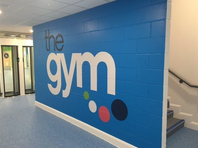 The Gym Southdields 24