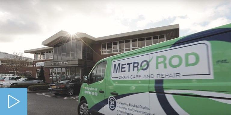Metro Rod office blocked drain Swindon