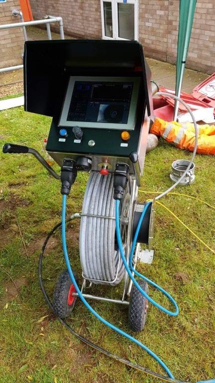 Metro Rod CCTV