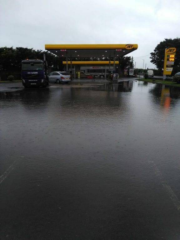 Flooding Heavy Rainfall