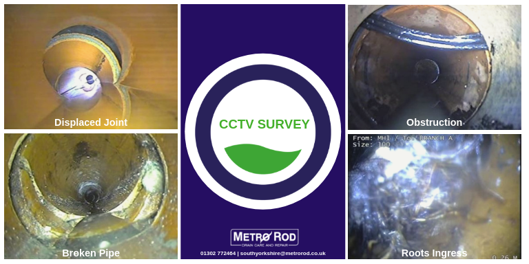 CCTV Survey Drain Inspection