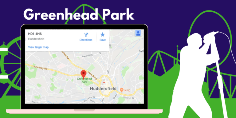 Huddersfield Greenhead Park