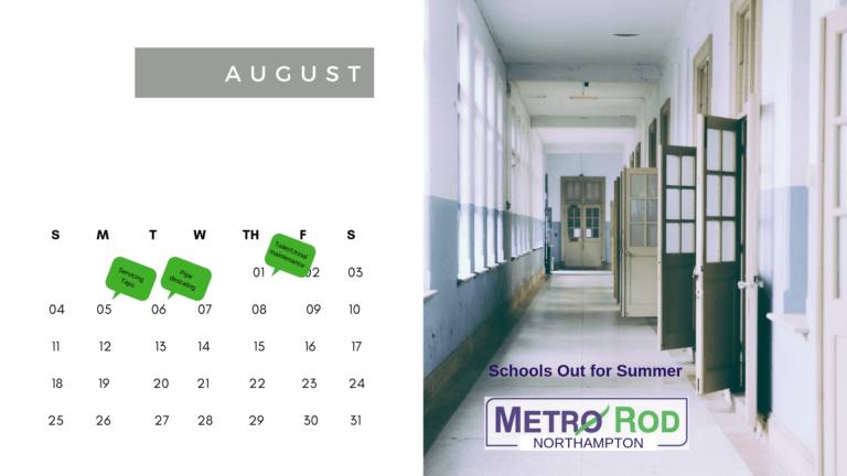 School Summer Maintenance