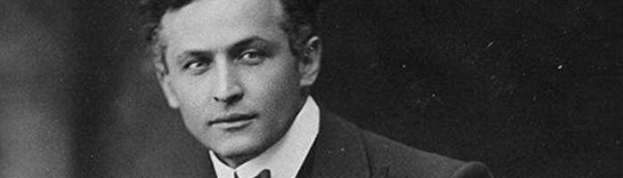 Harry Houdini In Leeds