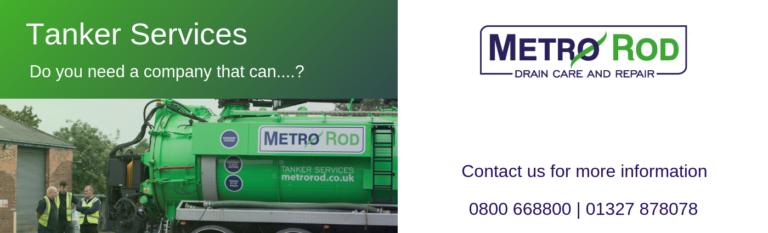 Tanker Services Northampton