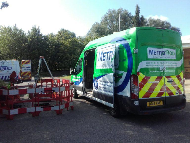 Reading and Berkshire blocked drain