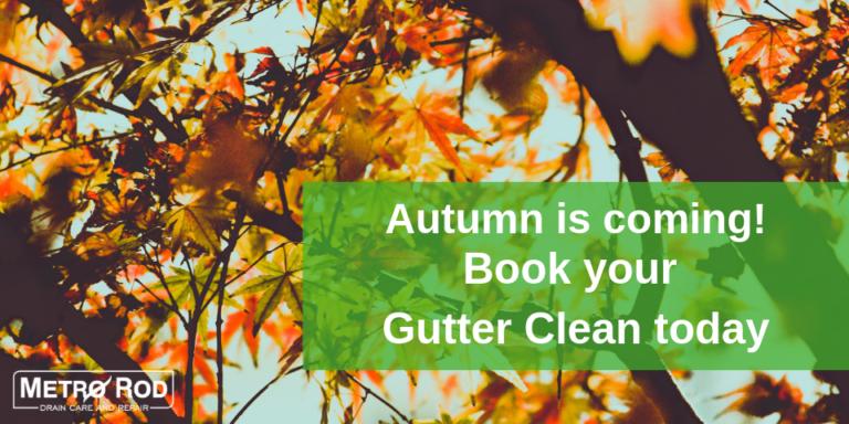Social Gutter Clean Autumn