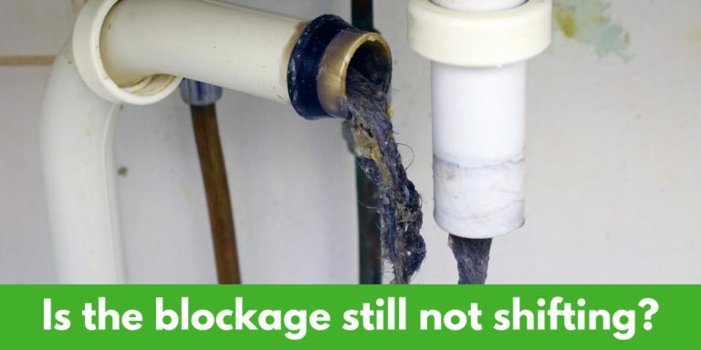 Blocked sink West Yorkshire