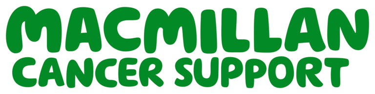 Macmillan Cancer Support 2019 Logo