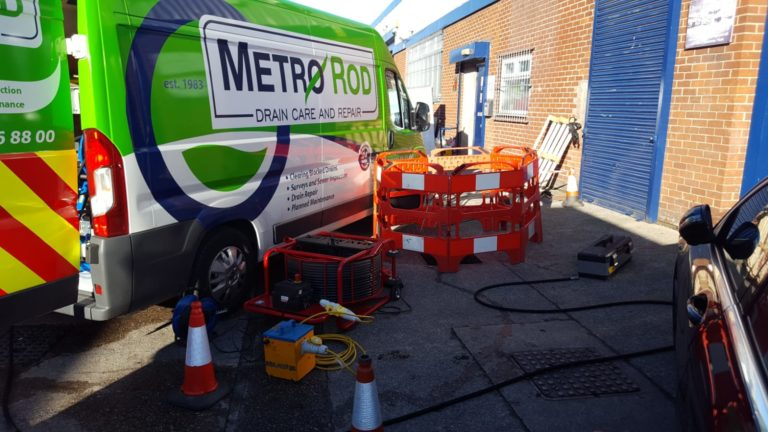 Metro Rod, Manchester, Macclesfield, Stockport, grease trap