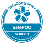 Safepqq Badge