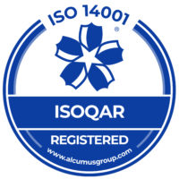 Seal Colour Alcumus Isoqar 14001