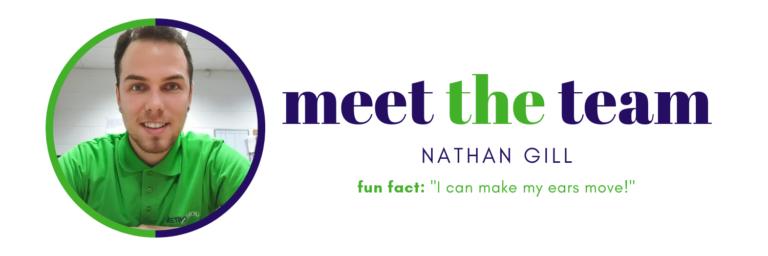 Meet The Team Nathan
