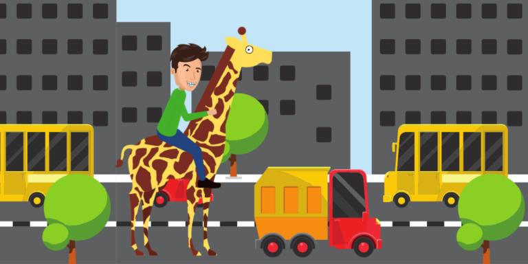 Giraffe Planned Maintenance