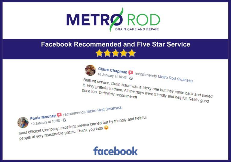 Customer feedback Facebook feedback